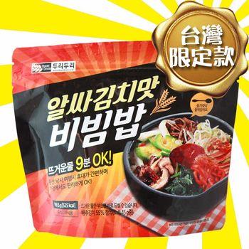 DooriDoori-泡菜風味石鍋拌飯(5入)|日韓泡麵