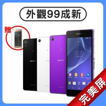 【福利品】SONY 福利品 Xperia Z3 5.2 吋4G智慧手機 (贈32G記憶卡)|其他系列