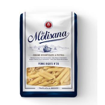 石臼碾磨-茉莉義大利筆管麵|義大利麵