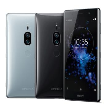 SONY Xperia XZ2 Premium 5.8吋雙主鏡頭4K HDR智慧手機 H8166|Xperia XZ 系列