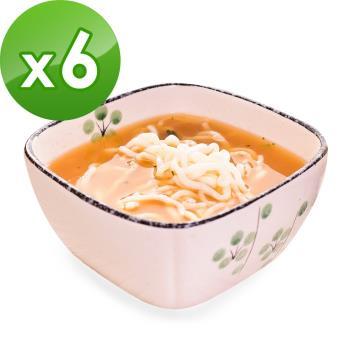 (即期品)樂活e棧 低卡蒟蒻麵 燕麥拉麵+濃湯(共6份)|蒟蒻麵