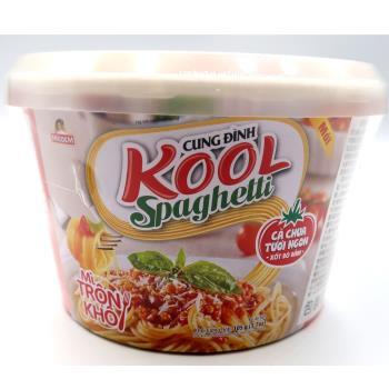 KOOL意大利風味即食麵105g*12碗/箱|台灣|南洋泡麵