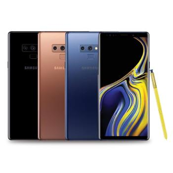 Samsung Galaxy Note 9 6G/128G 6.4吋八核雙卡智慧手機|Galaxy Note 系列