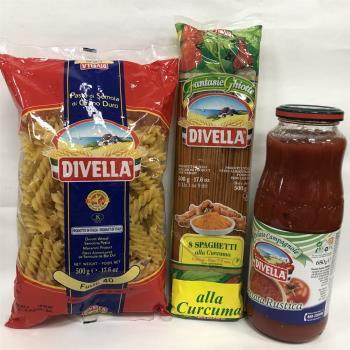 百年磨坊杜蘭小麥義大利麵優惠組-勁|義大利麵