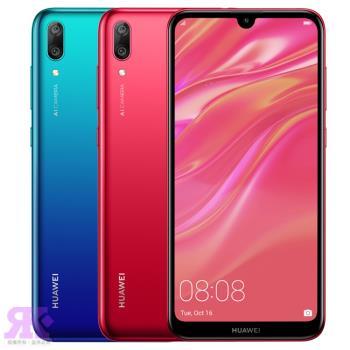 HUAWEI Y7 Pro 2019 (3G/32G) 6.26吋大電量智慧機|Y 系列