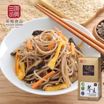 [源順]有機蕎麥糙米麵條240公克2盒|米麵/燕麥麵