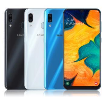 Samsung Galaxy A30 6.4吋八核心智慧手機 4G/64G|Galaxy A 20 | 30