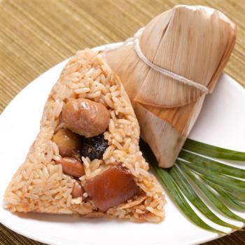 現購-台灣好粽 傳統北部粽x5顆(170g/顆) 北部粽
