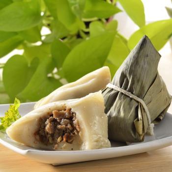 現購-台灣好粽 客家香菇粿粽x20粒(110g/粒)|客家粄粽/粿粽