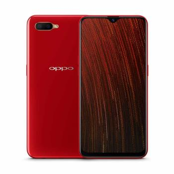 OPPO AX5s (4G/64G)6.2吋水滴螢幕大電量八核心手機-紅色|OPPO A 系列