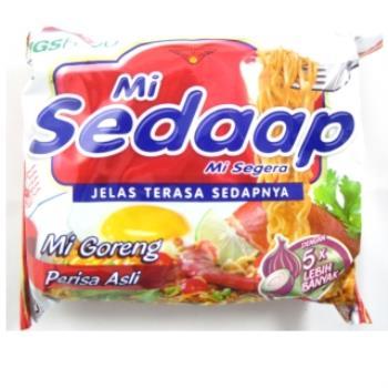 印尼喜達乾撈麵20包入(原味*10/香辣*10)|台灣|南洋泡麵