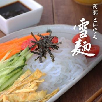 PGi CUISINE DE CHEF名廚美饌 蒟蒻雪麵(185g *12包)|其他麵條
