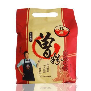 過海製麵所 曾粉(麻辣肉燥)(1袋4包入)*6袋|乾拌麵