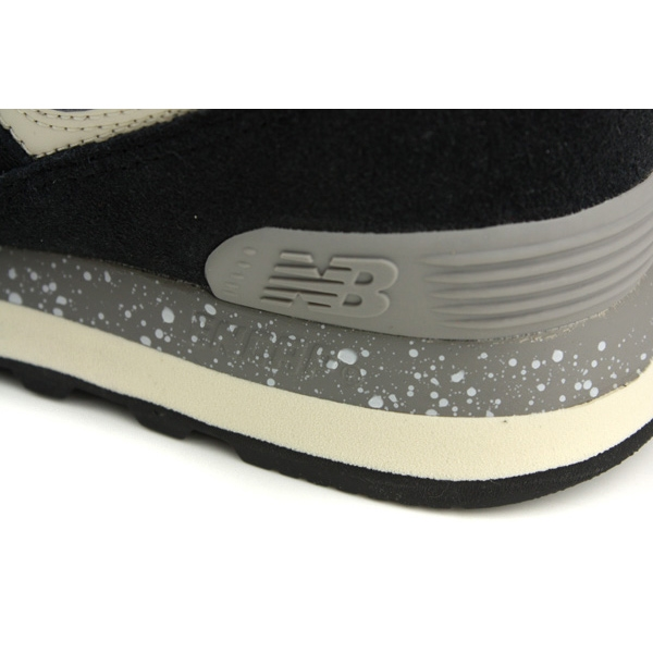 promo code 21d1e 7535b NEW BALANCE 574系列 運動鞋 復古鞋 黑色 男鞋 ML574HVD-D no480