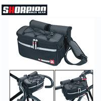 【德國 SKORPION】雙掛式自行車置物袋