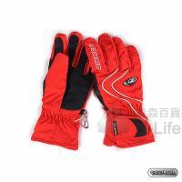 【STAR042-RED】雪之旅 GORE-TEX防水功能手套(紅色)