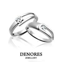 DENORES PERFECT LOVE 10分真鑽情人對戒