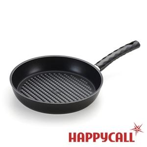 【HAPPYCALL】鑽石塗層不沾煎烤鍋(28cm)