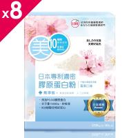 《UDR》日本專利-濃密膠原蛋白粉8盒