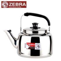 【Zebra 斑馬】不鏽鋼笛音壺(A) 3.5L