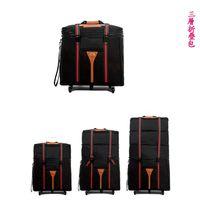 PUSH!旅遊用品 超擴展大容量行李箱旅行袋旅行箱