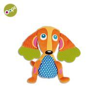 【瑞士OOPS烏噗司】寶寶強壯玩具(固齒器-帕比)