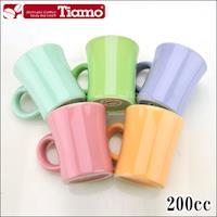 Tiamo馬卡龍陶瓷馬克杯200cc五色