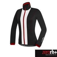 ZeroRH+ 義大利專業Evo W Jacket防風保暖自行車外套 ●黑/白、黑色● ICD0247