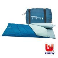 Bestway。77X31.5 雙層露營睡袋-68051