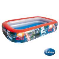 Disney迪士尼 星際大戰8.5x69x20戲水泳池91207