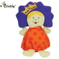 〔 香港 Ks Kids 〕安撫玩具系列 - Ms.Crinkle 莎莎小姐 SB002-19