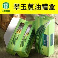 三星農會 翠玉蔥油禮盒 (250cc±3%*2瓶/盒) x2盒