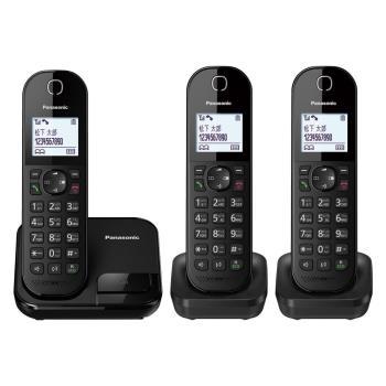 Panasonic國際牌 中文輸入數位電話機KX-TGC283TWB