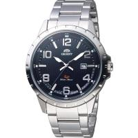 ORIENT 東方錶 SP系列 阿拉伯數字日期顯示運動石英錶 FUNG3001B