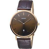ORIENT 東方錶 SLIM系列 極簡風格石英錶 FGW05001T