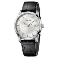 Calvin Klein CK Infinity 都會簡約腕錶 銀x黑 42mm K5S311C6
