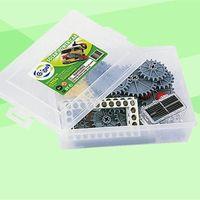 【智高 GIGO】太陽能車-190 PCS (積木盒裝) #1114-CN