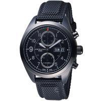 HAMILTON 漢米爾頓  Khaki Field系列黑曜王者自動上鍊腕錶  H71626735