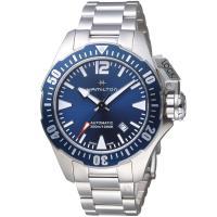 Hamilton 漢米爾頓卡其海軍系列蛙人腕錶 H77705145