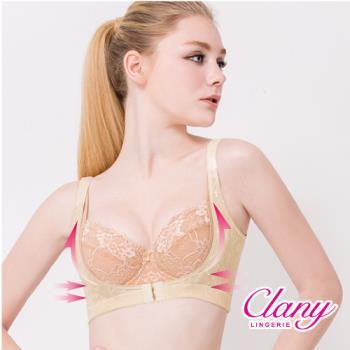 任-【可蘭霓Clany】輕機能提拉U款S-2XL胸托(春漾膚 1911-11)
