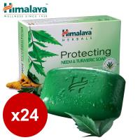 Himalaya喜馬拉雅 苦楝薑黃護膚皂 75g (24入)