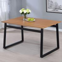 Homelike 伊薇特工業風4.3尺餐桌