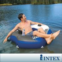 【INTEX】可連接式水上充氣沙發椅RIVER RUN(58854)