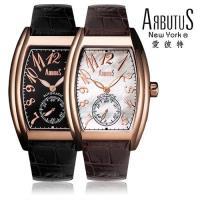 ARBUTUS 愛彼特 酒桶型單眼淑女錶 AR0066-0P(黑面) / AR0066-13P(白面)