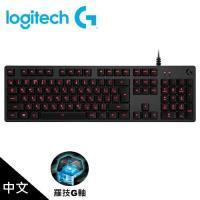 羅技 G413機械式背光遊戲鍵盤-黑