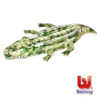 Bestway 鱷魚助浮充氣坐騎41090