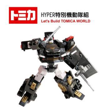 【日本 TAKARA TOMY TOMICA 】HYPER特別機動隊組