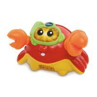 【Vtech】2合1嘟嘟戲水洗澡玩具系列-快樂螃蟹