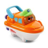 【Vtech】2合1嘟嘟戲水洗澡玩具系列-酷炫快艇