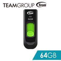 Team 十銓科技 C141 USB2.0 跑車碟 64GB
